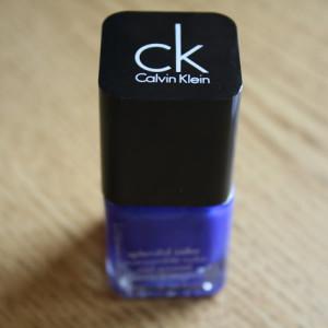 NOTD :: CK Electric Blue