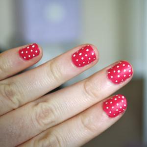 NOTD :: Bourjois Polka Dots