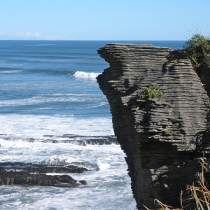 Adventures In :: New Zealand #9 – Punakaiki Pancake Rocks