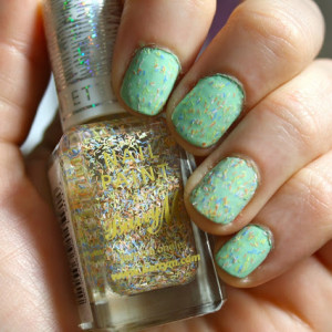 NOTD :: Ice Cream & Sprinkles