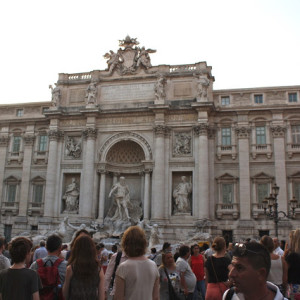 Adventures In :: Rome – Trevi Fountain
