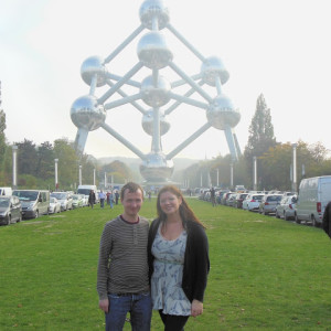 Adventures In :: Belgium – The Atomium