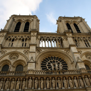 Adventures In :: Paris – Notre Dame