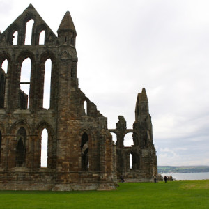 Adventures In :: England – Whitby Abbey