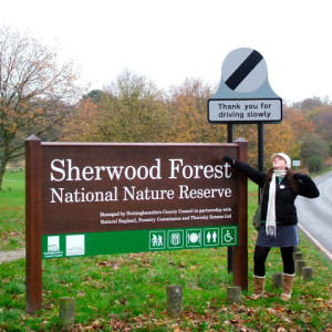 Day Tripping :: Sherwood Forest