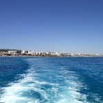 Adventures In :: Cyprus – Dolphin Boat Cruise