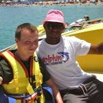 Adventures In :: Cyprus – Parasailing