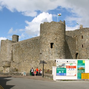 Adventures In :: Wales – Harlech Castle