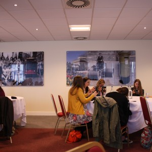 Photography Workshop at the Millennium Copthorne Hotel in Sheffield