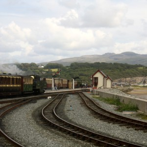 Adventures in :: Wales – Festinioc Railway