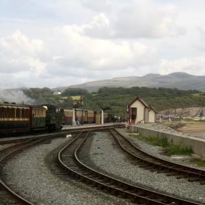 Adventures in :: Wales – Festinioc Railway