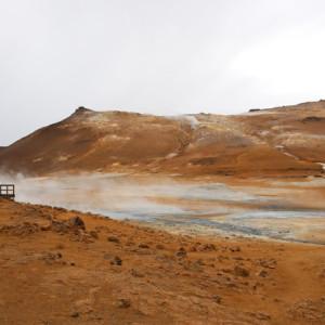 Adventures In :: Iceland – Hverir Geothermal Area