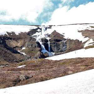 Adventures In :: Iceland – Stumbling upon a Waterfall