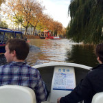 Adventures In :: Amsterdam – Paddle boating
