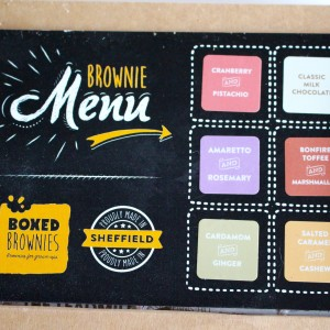 Boxed Brownies :: Brownies for Grown Ups