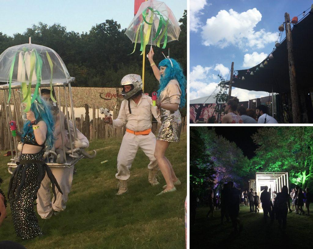 Secret Garden Party 2016 - Chicadeedee