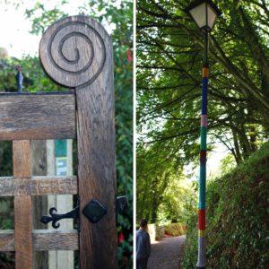 Adventures In :: England – Clovelly Village