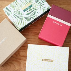 My Experience with Birchbox