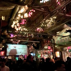 Adventures In :: Budapest – Szimpla Kert Ruin Bar