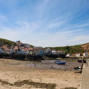 Day Tripping :: Staithes and the English Coast