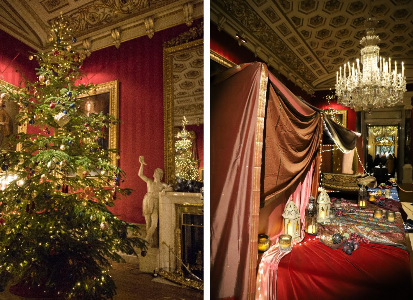 Day Tripping :: Christmas at Chatsworth