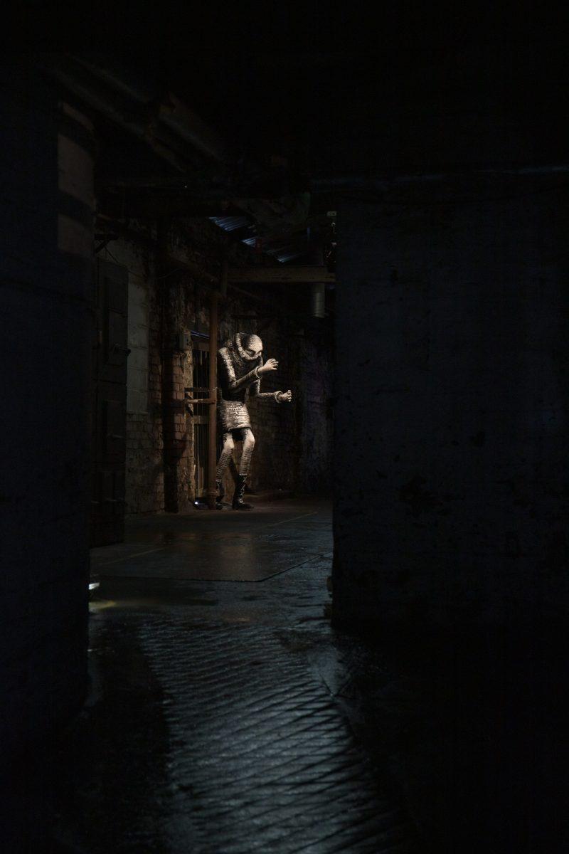 phlegm statue